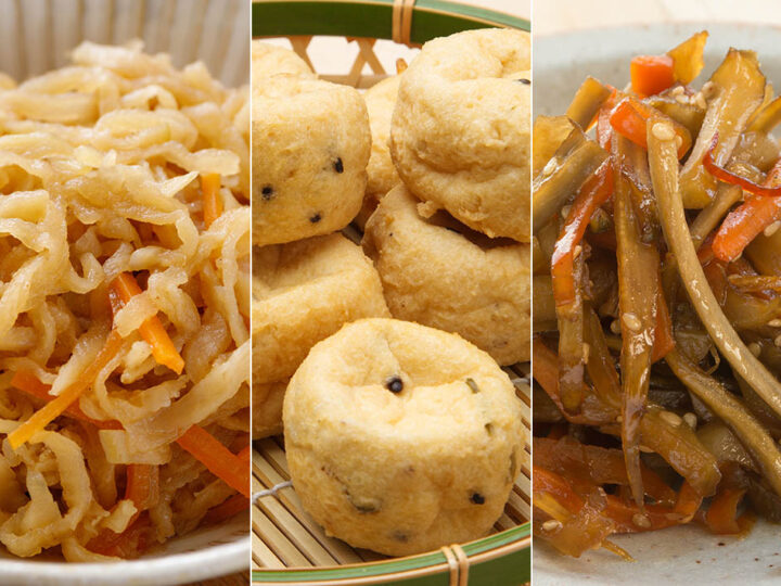 Popular side dishes that Japanese people love!